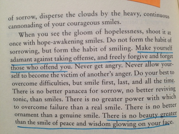 Paramhansa Yogananda's book, How to Be Happy All the Time (Wisdom of Yogananda)
